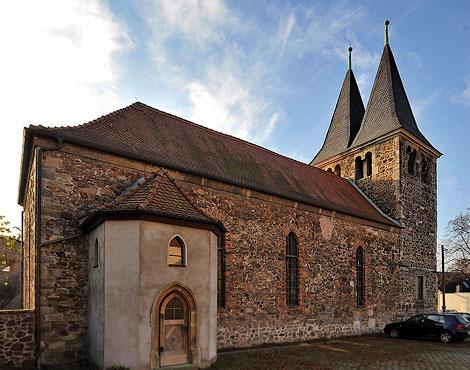 Kirche von Brachstedt