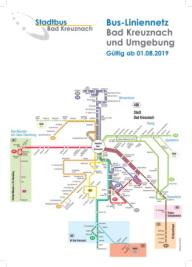 Bus-Liniennetz